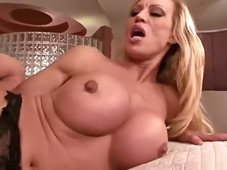 Step Mom Wants Son big ass big tits blonde