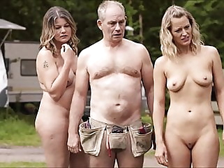 Antje Koch & Birge Schade with Bastian Pastewka german hd videos nudist