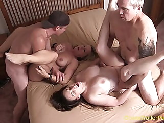 Fucking is Always More Fun with Friends blonde blowjob brunette
