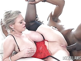 Dee Williams gets bbc anal anal blowjob celebrity