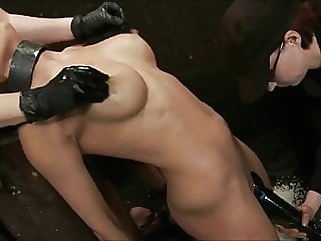 3111449 beautiful brunette tortured 2 brunette bdsm bisexual