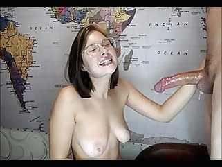 The Oral Skills of Rose #2 webcam blowjob cumshot