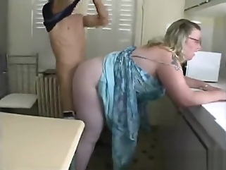 bbw get ass ass fucked by 2 friends anal bbw blonde