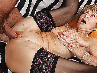75 year old mom loves toyboy amateur blowjob mature